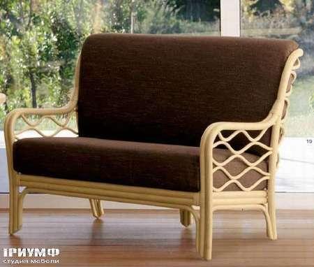 Итальянская мебель Varaschin - Диван Onda Lary