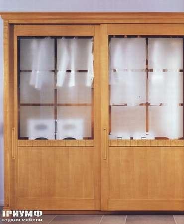 Итальянская мебель Arca - шкаф Modernariato 2