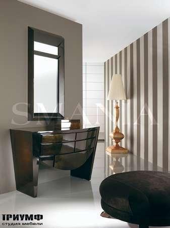Итальянская мебель Smania - Туалетный столик Emme