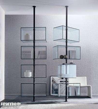 Итальянская мебель Porada - Библиотека Domino