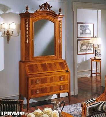 Итальянская мебель Colombo Mobili - Секретер с откидной крышкой арт.225 кол Paradisi