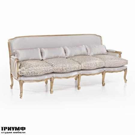 Итальянская мебель Seven Sedie - Диван 9788F
