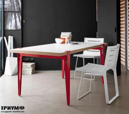 Итальянская мебель Ligne Roset - стол T.U.