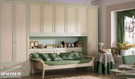Итальянская мебель Ferretti e Ferretti - Стенка крашенная happy night