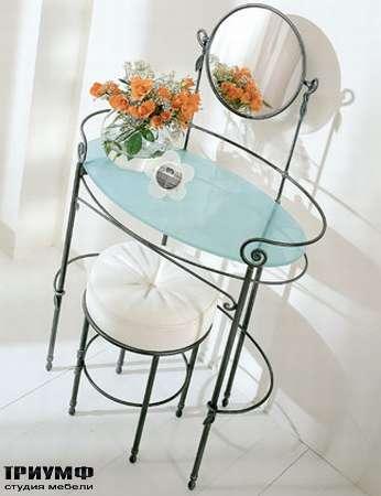 Итальянская мебель Ciacci - Столик туалетный Marlene e Helen