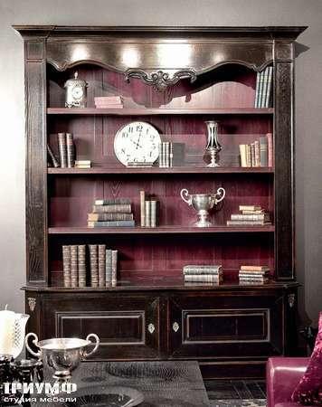 Итальянская мебель Grande Arredo - Шкаф библиотека книжная Victoria