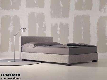 Итальянская мебель Orizzonti - кровать Lipari