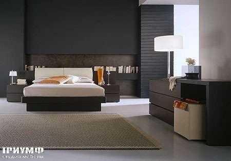 Итальянская мебель Vittoria - кровать  Comodo