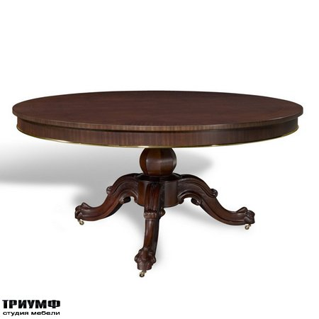 Американская мебель Ralph Lauren Home - HEIRESS DINING TABLE