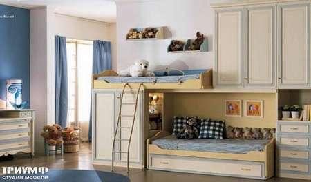 Итальянская мебель Ferretti e Ferretti - Детская комната, коллекция happy night