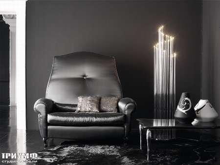 Итальянская мебель Noir Cattelan Italia - Диван Arsenio
