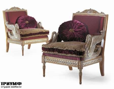 Итальянская мебель Jumbo Collection - Кресло AMB-01