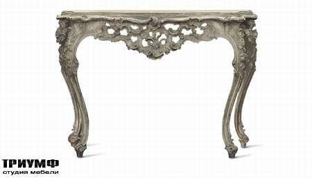 Итальянская мебель Chelini - консоль арт FCBO 731