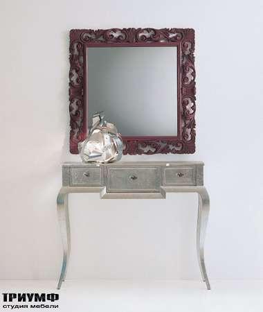 Итальянская мебель Moda by Mode - Консоль Re-Mind-Glam с 3 ящиками