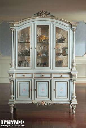 Итальянская мебель Silik - Настенная вешалка с зеркалами