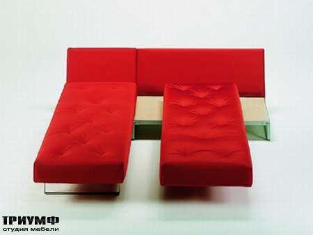 Итальянская мебель Futura - Диван трансформер Broadway
