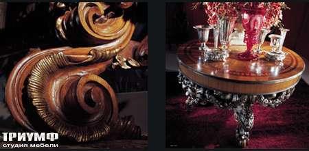 Итальянская мебель Jumbo Collection - Консоль Luxor