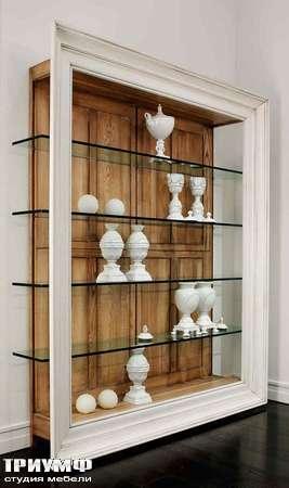 Итальянская мебель Grande Arredo - Шкаф с рамой, книжный Victoria