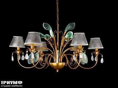 Освещение Eurolampart - Люстра с венецианским стеклом