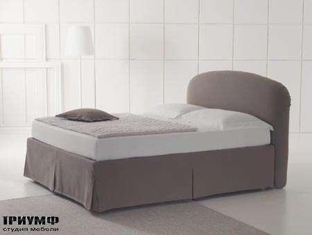 Итальянская мебель Orizzonti - кровать Lissa