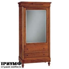 Итальянская мебель Morelato - Шкаф с зеркалом