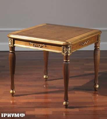 Итальянская мебель Colombo Mobili - Столик арт.333.60 кол. Vivaldi