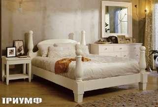 Итальянская мебель De Baggis - Кровать L0430