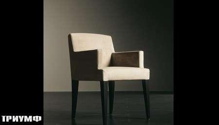 Итальянская мебель Meridiani - стул Cruz tre