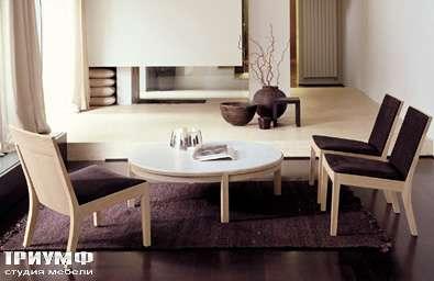 Итальянская мебель Longhi - полукресло madras