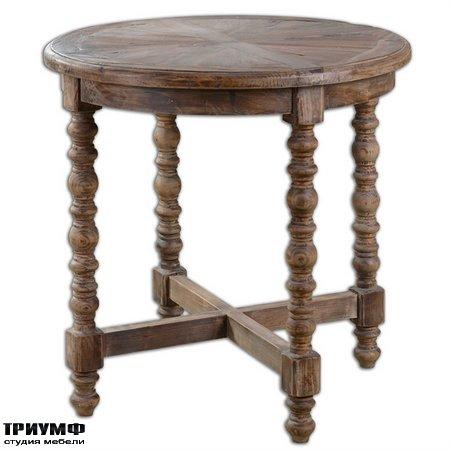 Американская мебель Uttermost - Samuelle End table