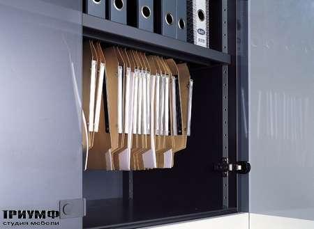 Итальянская мебель Frezza - Шкаф с картотекой, коллекция Archiviazione