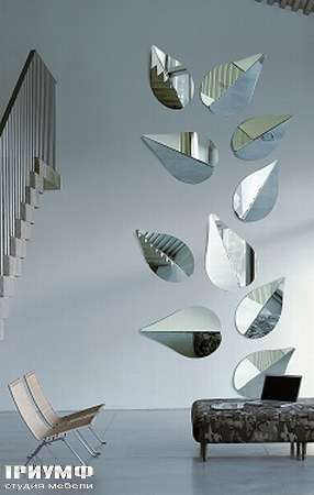 Итальянская мебель Gallotti & Radice - Зеркало Spring