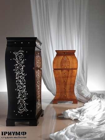 Итальянская мебель Carpanelli Spa - Комод Iris moresco MB25