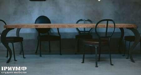 Итальянская мебель Baxter - Стол Galbes