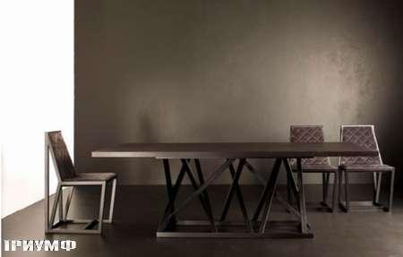 Итальянская мебель Potocco - стол Tenso