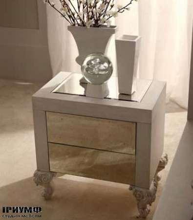 Итальянская мебель Dolfi - тумбочка
