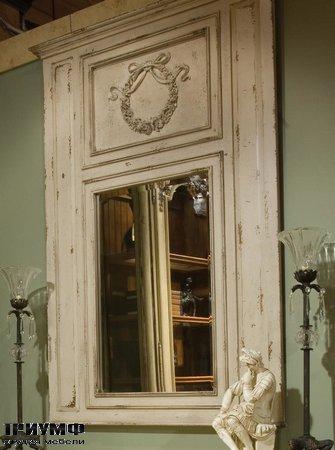 Американская мебель Habersham - Queen Antoinette Trumeau Mirror