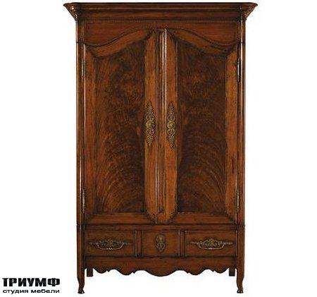Американская мебель Henredon - Picard Armoire