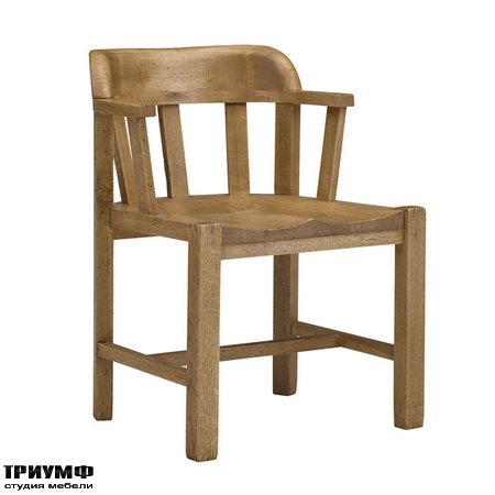 Американская мебель Ralph Lauren Home - HOXTON SIDE DINING CHAIR