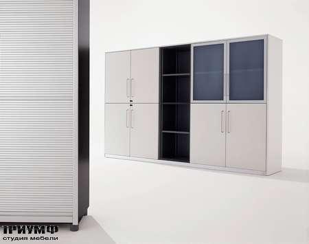 Итальянская мебель Frezza - Шкафы для книг, коллекция Archiviazione