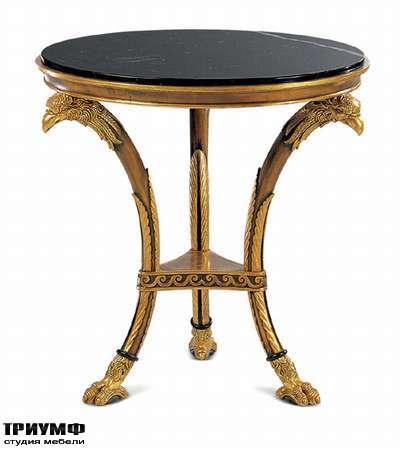 Итальянская мебель Chelini - стол FTTM 596