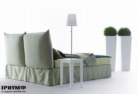 Итальянская мебель Orizzonti - кровать Milos