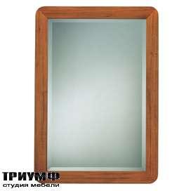 Итальянская мебель Morelato - Прямоугольное зеркало кол. Luigi Filippo