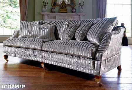 Английская мебель Duresta - диван HORNBLOWER