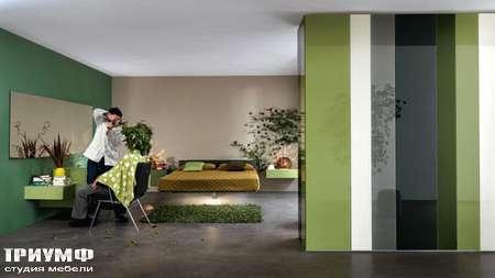 Итальянская мебель Lago - спальня