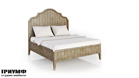 Американская мебель Habersham - European Farmhouse Bed