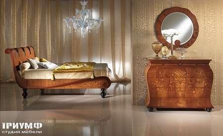 Итальянская мебель Carpanelli Spa - Комод Regale C008