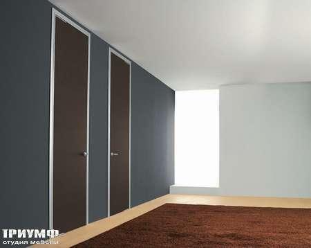 Итальянская мебель Longhi - Дверь распашная стекло,  Wood