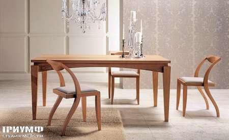 Итальянская мебель Porada - Обеденная группа tablo 2
