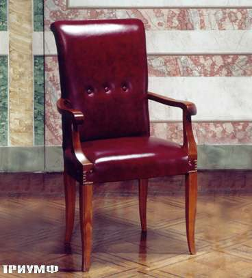 Итальянская мебель Colombo Mobili - Кресло рабочее арт.186.Р кол. Albinoni